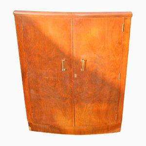 Walnut Cabinet, 1920s