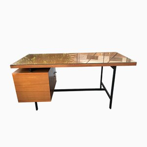 Desk by Pierre Guariche for Hucher Minvielle, 1960s