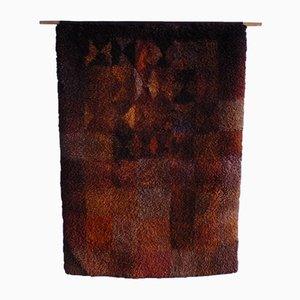 Finnish Wool Carpet from Ritva Puotila, 1978