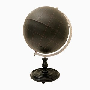 Vintage Induction Globe from Columbus, 1930s