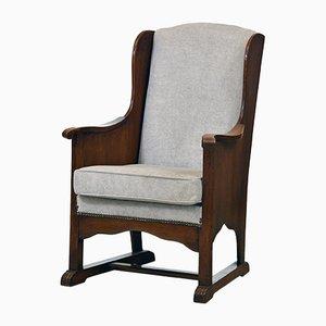 Oak Armchair, 1920s