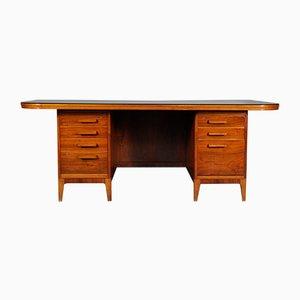 Mid-Century Schreibtisch aus Teak von AB Westbergs Tranås, 1950er