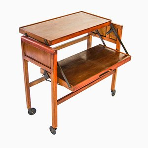 Rosewood Trolley from Tri-Magic, 1960s