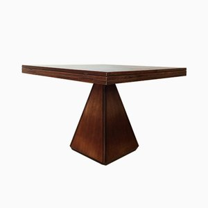 Mesa de comedor modelo Chelsea extensible de palisandro de Vittorio Introini para Saporiti Italia, años 60