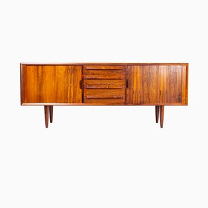 Rosewood Sideboard by Ib Kofod Larsen for Faarup Møbelfabrik, 1960s