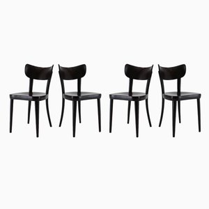 Dining Chairs from Thonet, 1960s, Set of 4