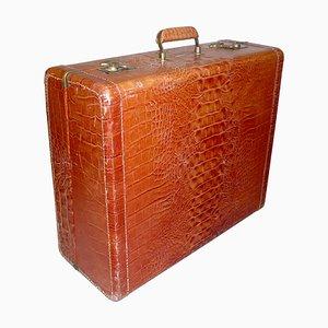 Koffer aus Leder von Dionite, 1950er
