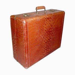 Leather Luggage from Dionite, 1950s