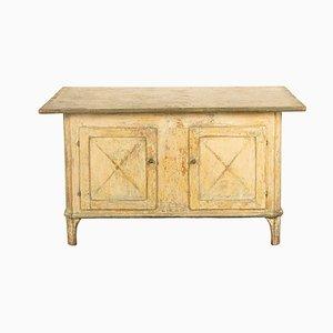 Antique Empire Swedish Worktable