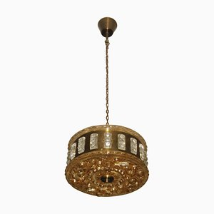 Swedish Ceiling Lamp from Faglaviks, 1970s