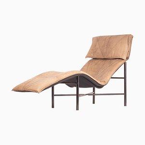 Chaise longue Skye di Tord Björklund per Ikea, anni '80