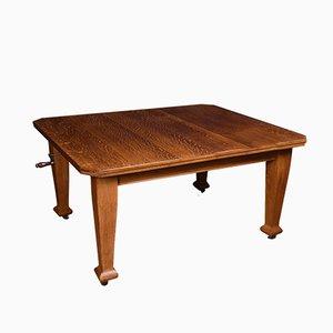 19th Century Oak Dining Table