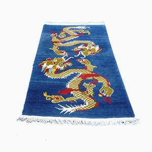 Mid-Century Wool Carpet, 1960s