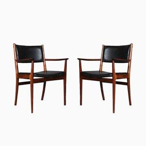 Rosewood Dining Chair by Kai Lyngfeldt Larsen for Søren Willadsen Møbelfabrik, 1960s