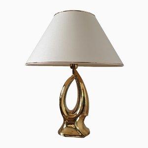 Lámpara de mesa de Regina, años 70