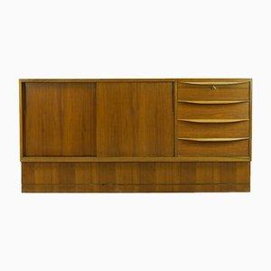 Bauhaus Sideboard von Franz Ehrlich für VEB Deutsche Werkstätten Hellerau, 1950er
