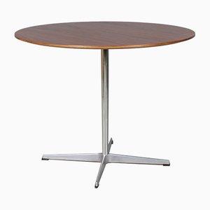 Mesa de comedor Mid-Century de Piet Hein & Arne Jacobsen para Fritz Hansen