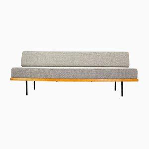 Sofá cama de Josef Pentenrieder para Hans Kaufeld, años 60