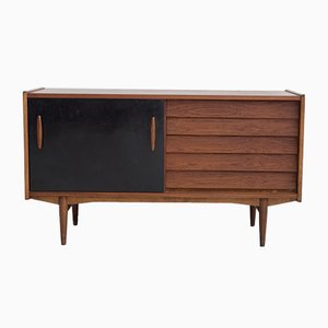 Teak and Lacquered Sideboard from Hugo Troeds, 1950s