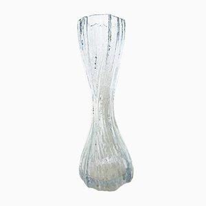 Jarrón vintage de vidrio de Martin Freyer para Rosenthal