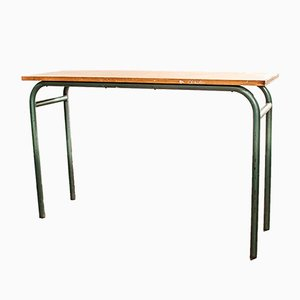 French Desk by Robert Muller & Gaston Cavaillon for Mullca, 1950s