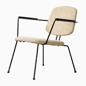 Mid-Century Lounge Chair by Rudolf Wolf for Elsrijk, 1950s