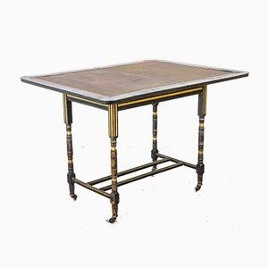 Table de Jeux Napoleon III Ancienne