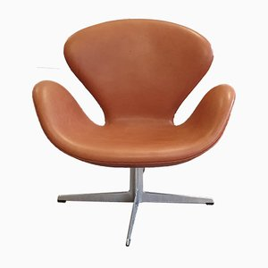 Swan Chair from Fritz Hansen, 1967