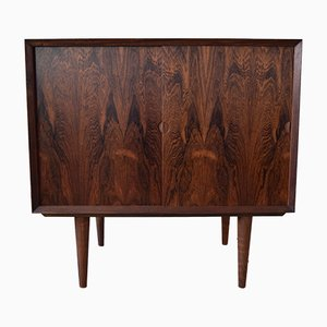 Danish Rosewood Cabinet by Poul Cadovius for Cado, 1960s