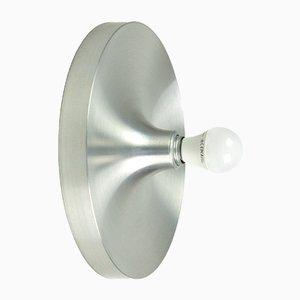 Lámpara de techo era espacial vintage, años 70