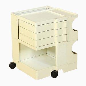 Sistema de almacenamiento portátil de Joe Colombo para Bieffeplast, años 60