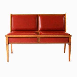 Deutsches Mid-Century 2-Sitzer Sofa