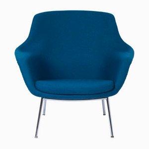 Chrome Club Chair, 1950s