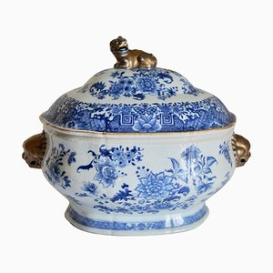 18th Century Soup Tureen