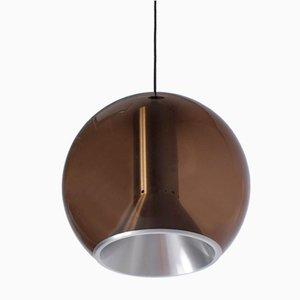 Lámpara de techo modelo B-1042.000 de Franck Ligtelijn para Raak, años 60