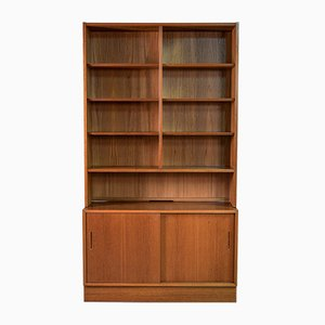 Teak Cabinet by Poul Hundevad for Hundevad & Co., 1960s