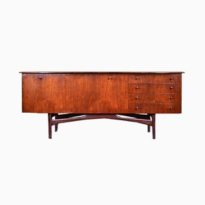 Teak and Afromosia Sideboard from Dalescraft, 1960s