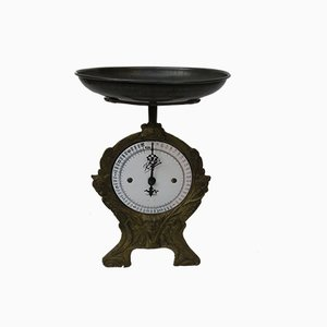Antique Art Nouveau Kitchen Scales from Krups