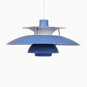 PH5 Ceiling Lamp by Poul Henningsen for Louis Poulsen, 1960s