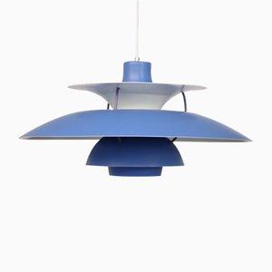 PH5 Deckenlampe von Poul Henningsen für Louis Poulsen, 1960er