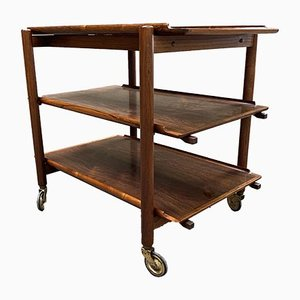 Rosewood Trolley by Poul Hundevad, 1959