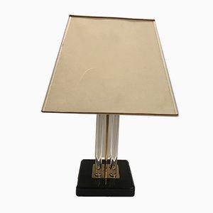 Lampe de Bureau Mid-Century en Acrylique