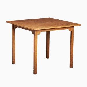 Tavolo da pranzo vintage in quercia di Børge Mogensen per Fredericia Furniture, Danimarca, anni '60