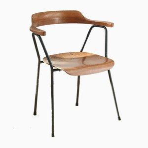 Chaise de Salle à Manger Modèle 4455 Vintage par Niko Kralj pour Stol Kamnik