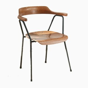 Vintage Model 4455 Dining Chair by Niko Kralj for Stol Kamnik