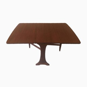 Vintage Model Butterfly Teak Fold-Out Dining Table from G-Plan