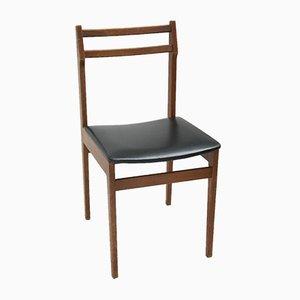 Mid-Century Italian Desk Chair, 1960s