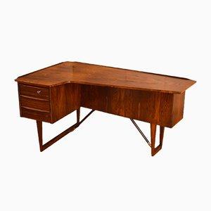 Danish Rosewood Desk by Peter Løvig Nielsen for Hedensted Møbelfabrik, 1969
