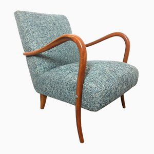 Italian Lounge Chair by Paolo Buffa, 1940s