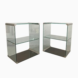 Shelves from Gallotti & Radice, 1980s, Set of 2